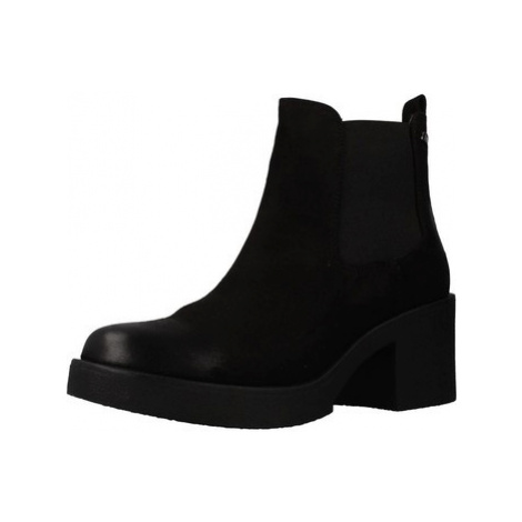 MTNG 58656M women's Low Ankle Boots in Black