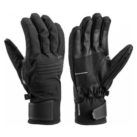 Leki PROGRESSIVE 5 S TRIGGER black - Downhill ski gloves