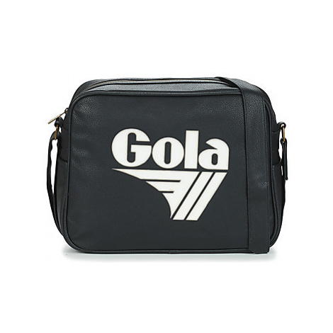 Gola REDFORD TOURNAMENT men's Messenger bag in Black