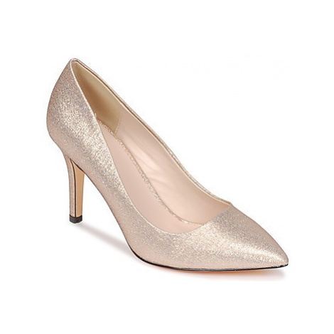 Menbur DOUNIAS women's Court Shoes in Gold