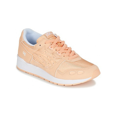 Asics GEL-LYTE GS girls's Children's Shoes (Trainers) in Pink