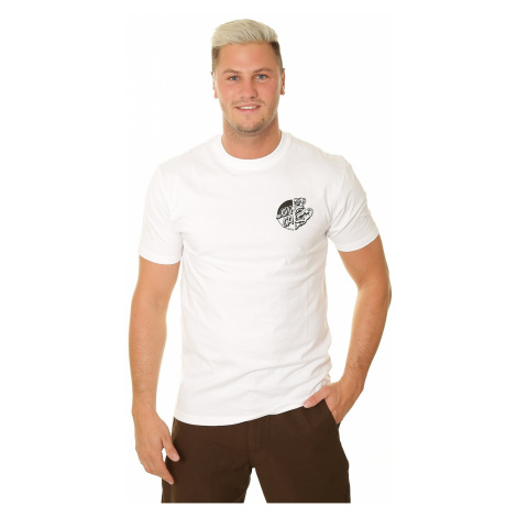 T-Shirt Santa Cruz This Fast - White - men´s