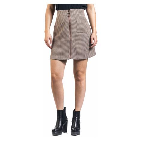 Banned Retro - The Winter Mini - Mini skirt - multicolour