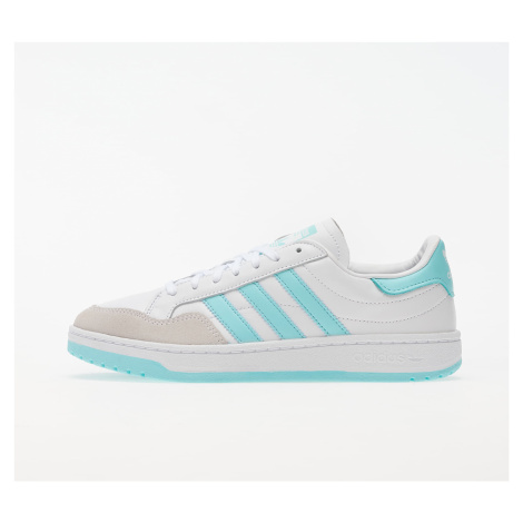 adidas Team Court W Ftw White/ Clear Aqua/ Core Black