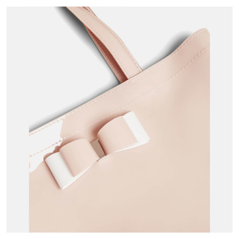 Ted Baker Women's Haricon Bow Small Icon Bag - Dusky Pink