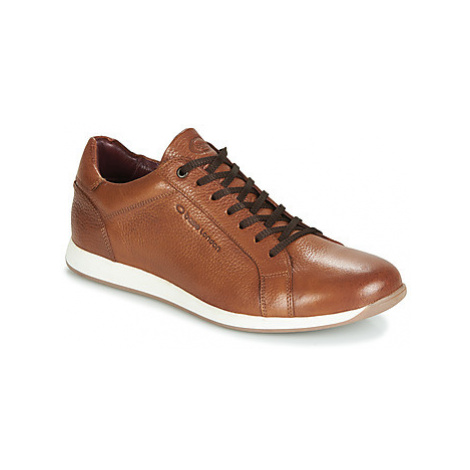 Base London FLARE men's Shoes (Trainers) in Brown