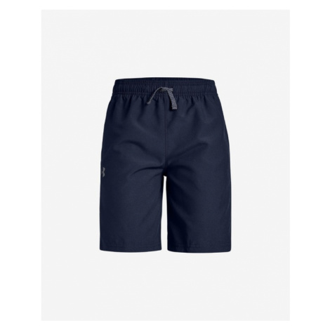 Under Armour Woven Kids shorts Blue