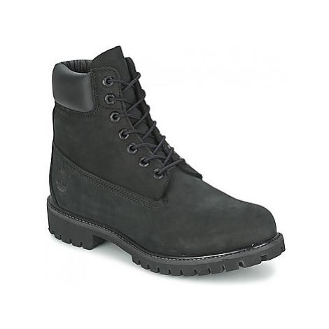 Timberland 6 IN PREMIUM BOOT men's Mid Boots in Black
