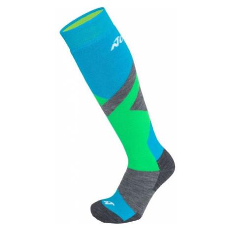Nordica MULTISPORT black - Children's ski socks