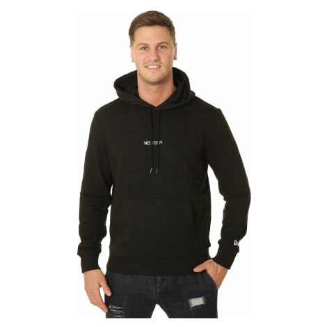 sweatshirt New Era Essential Hoody - Black - men´s