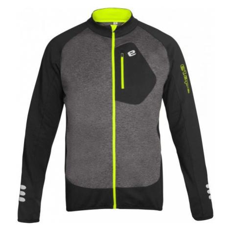 Etape STONE black - Men's sports sweatshirt/jersey