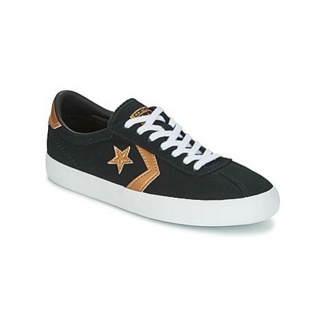 Converse BREAKPOINT OX women's Shoes (Trainers) in Black