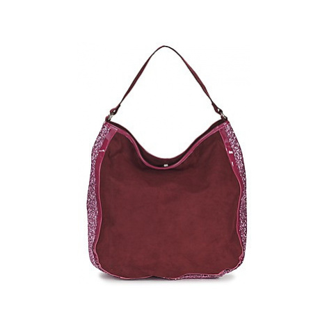 Mellow Yellow AMOR women's Shoulder Bag in Bordeaux