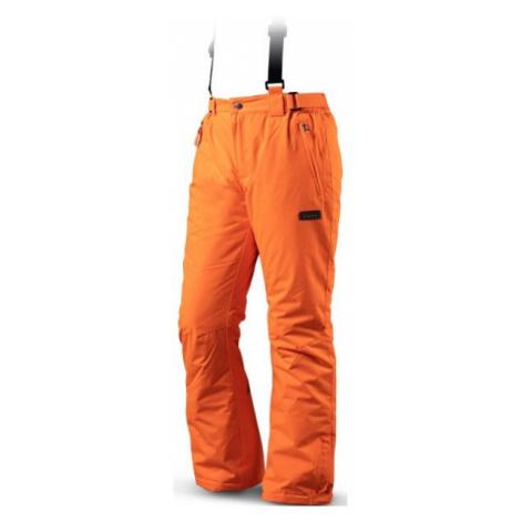 TRIMM RITA PANTS JR orange - Girls' ski trousers
