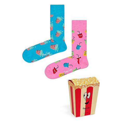 socks Happy Socks Snacks Gift 2 Pack - XSNA02-4300