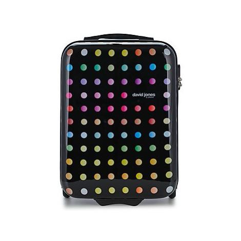 David Jones GLOOR men's Hard Suitcase in Multicolour