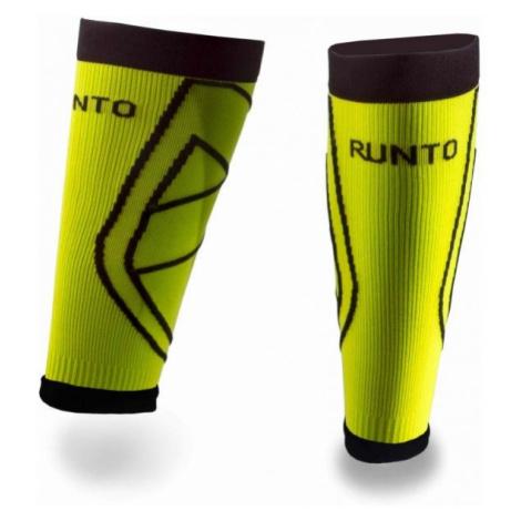 Runto KNEE yellow - Compression sleeves