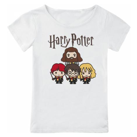 Harry Potter Chibi Characters T-Shirt white