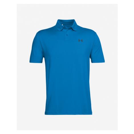 Under Armour Performance Polo Shirt Blue