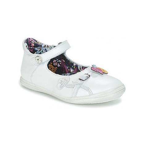 Catimini SITELLE girls's Children's Shoes (Pumps / Ballerinas) in White