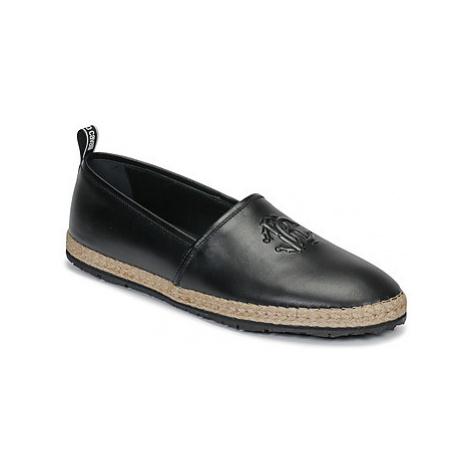 Roberto Cavalli 6667 men's Espadrilles / Casual Shoes in Black