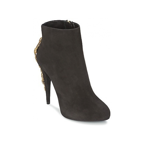 Roberto Cavalli YPS564-PC001-05051 women's Low Ankle Boots in Black
