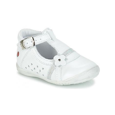 GBB SIXTINE girls's Children's Shoes (Pumps / Ballerinas) in White