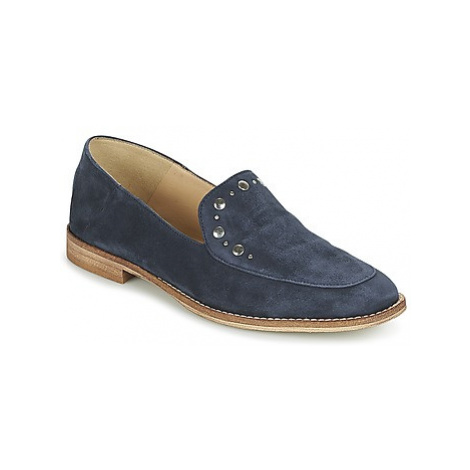 France Mode GRAFIC SE women's Loafers / Casual Shoes in Blue
