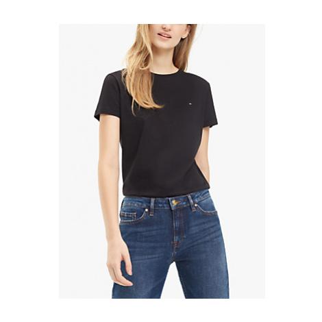 Tommy Hilfiger Crew Neck Logo T-Shirt