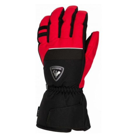 Rossignol TECH IMPR black - Men's ski gloves