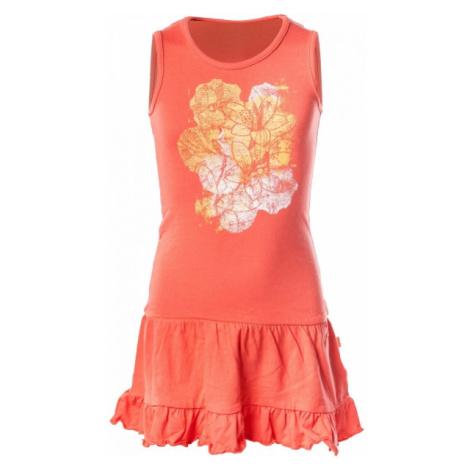 Loap IRISANA orange - Girls' dress