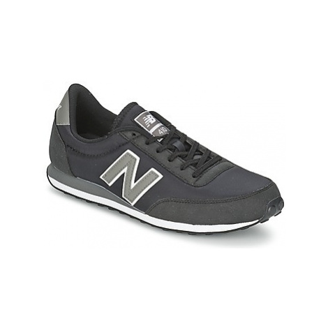 New Balance U410 men's Shoes (Trainers) in Black