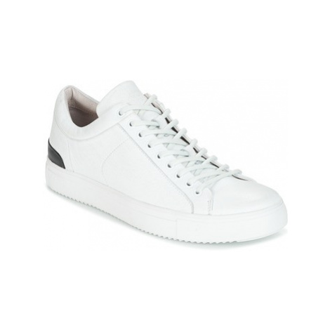 Blackstone PM56 men's Shoes (Trainers) in White