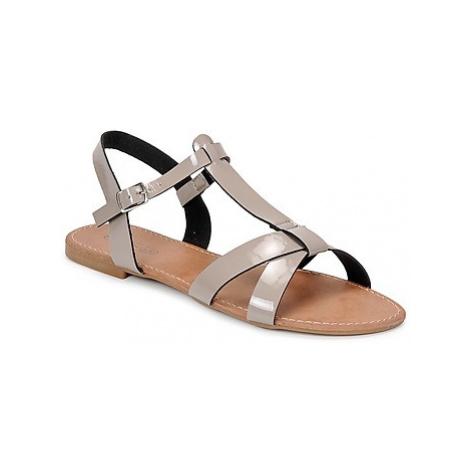 Spot on - women's Sandals in Grey