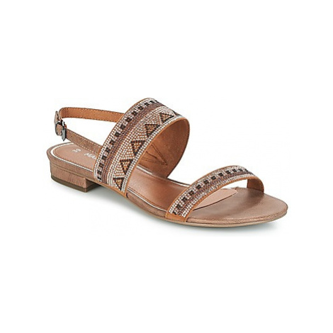 Marco Tozzi PAPER women's Sandals in Brown