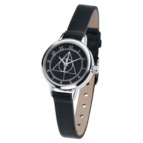 Harry Potter - Deathly Hallows - Wristwatch - black