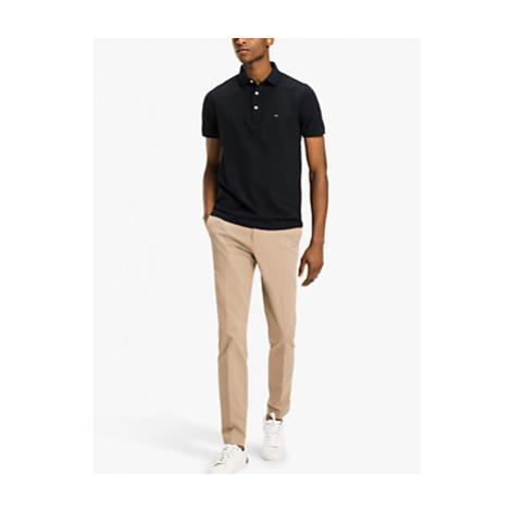 Tommy Hilfiger Slim Polo Shirt, Sky Captain