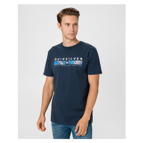 Quiksilver Jungle Jim T-shirt Blue