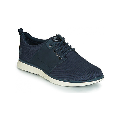 Timberland KILLINGTON L/F OXFORD men's Shoes (Trainers) in Blue