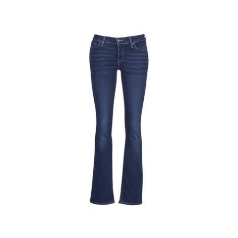 Levis 715 BOOTCUT women's Bootcut Jeans in Blue Levi´s