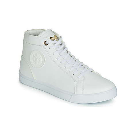 Cash Money CMS86-LION men's Shoes (High-top Trainers) in White