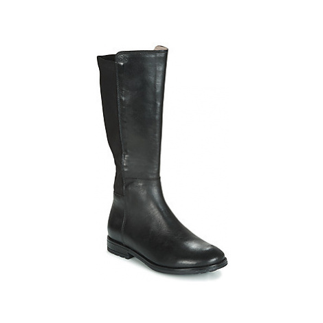 Acebo's CHERBRULE girls's Children's High Boots in Black