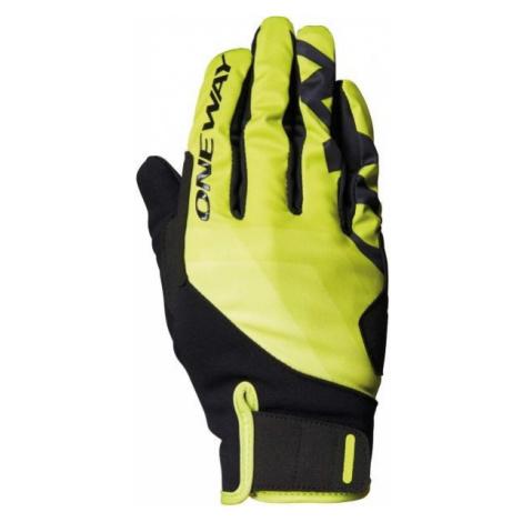 One Way XC TOBUK 7 black - Nordic skiing gloves