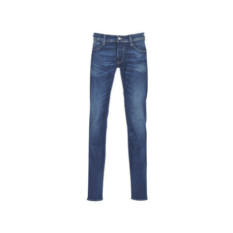 Le Temps des Cerises 711 BASIC men's Skinny Jeans in Blue