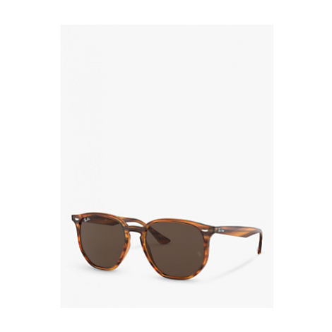 Ray-Ban RB4306 Unisex Oval Sunglasses