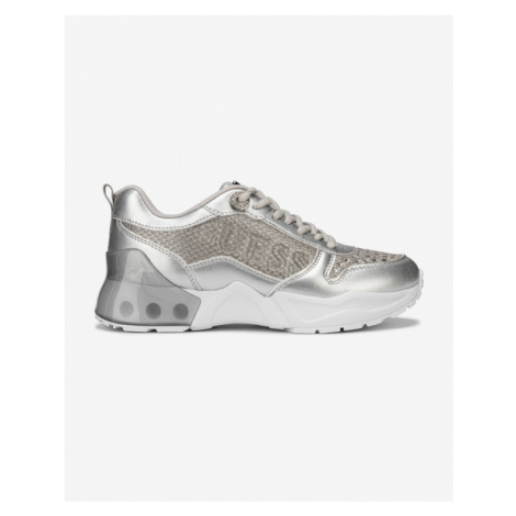 Guess Tandey Sneakers Silver
