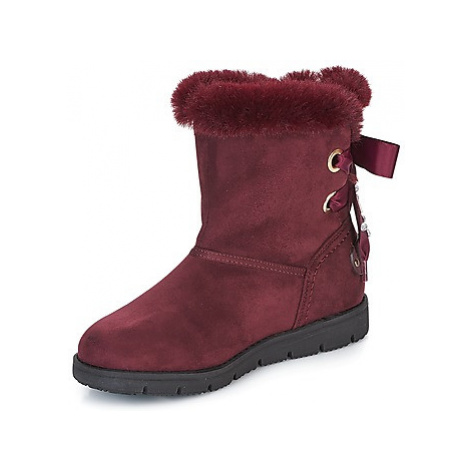 Tom Tailor TERNAS women's Mid Boots in Red