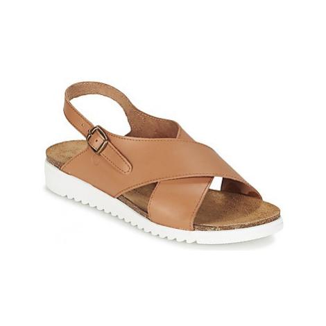 Casual Attitude GIOSI women's Sandals in Brown