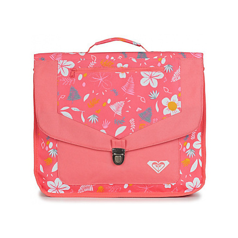 Roxy TAKE A HIKE girls's Briefcase in Pink