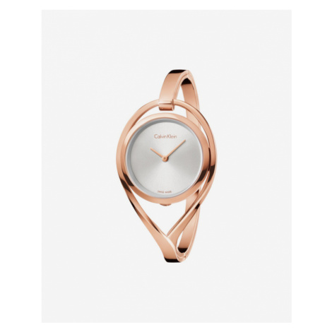 Calvin Klein Light Watches Pink Gold